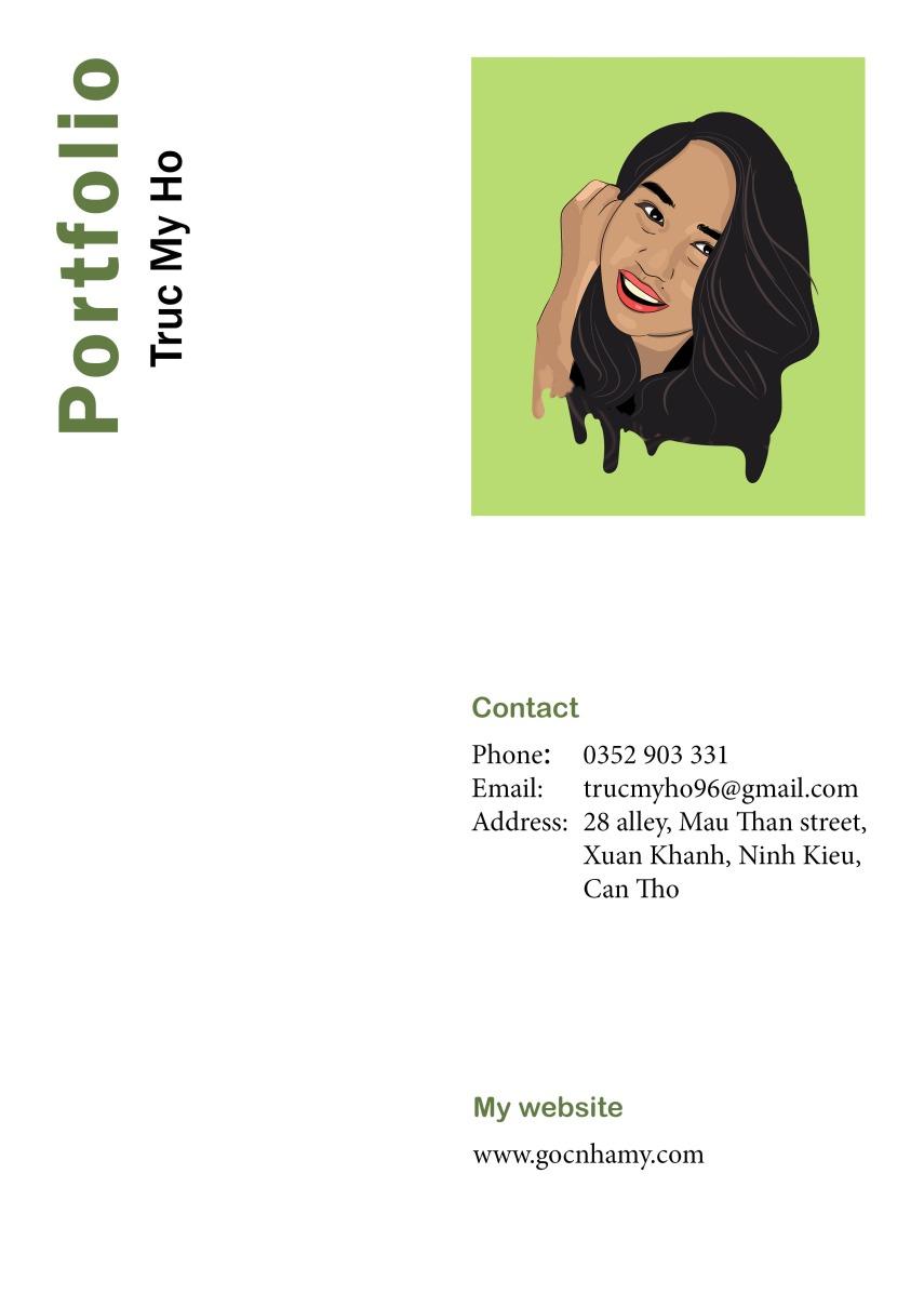 Truc My portfolio (eng)